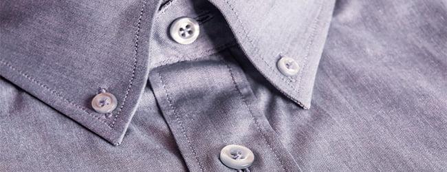 Oxford shirt etiquette
