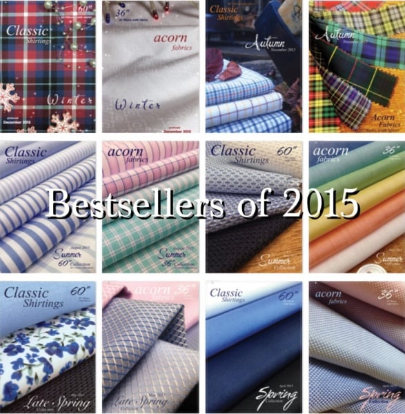 Best selling shirts of 2015