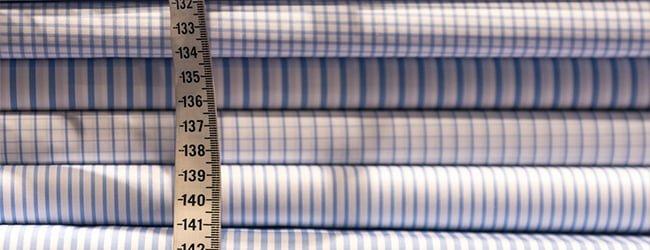 shirt measuring