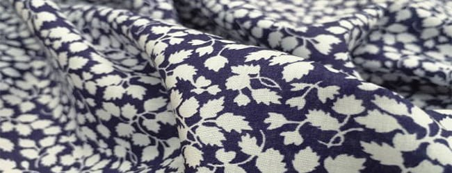Introducing the Devonshire fabric range in blue