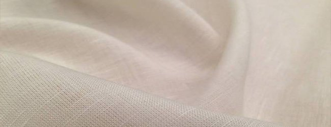 neutral coloured cotton fabric