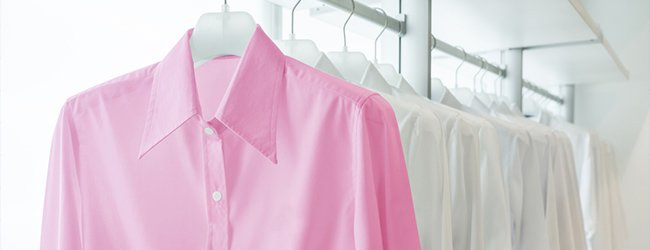 Pink cotton shirt
