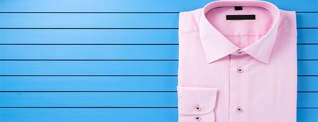 pink cotton shirt fabric