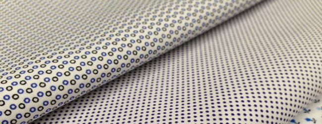 Hampton printed cotton fabric
