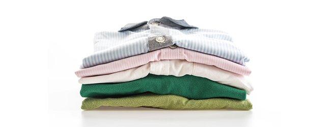 Autumn coloured cotton fabric shirts