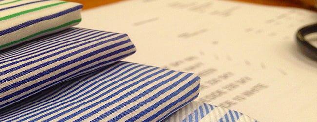 striped cotton fabrics