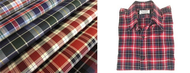 checked shirt styles