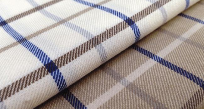 Fife 20 cotton shirting fabric
