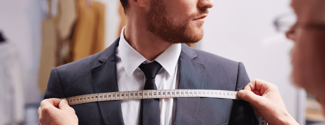 tailor measuring up