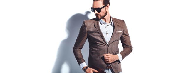 sprezzatura bearded man)