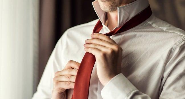 Valentines style tie dress