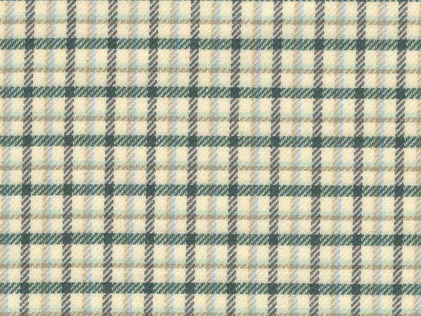 Fife 50 green brushed cotton fabric