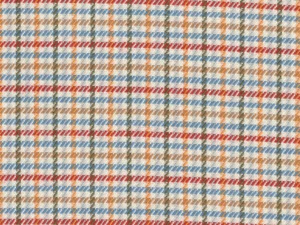Kendal dale rust check fabric
