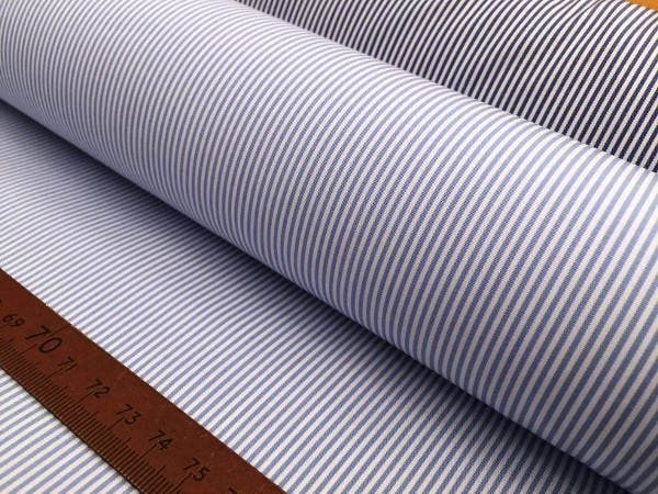 King CD Sky Striped Fabric