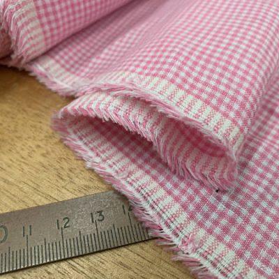 Linen 17 pink Linen Fabric