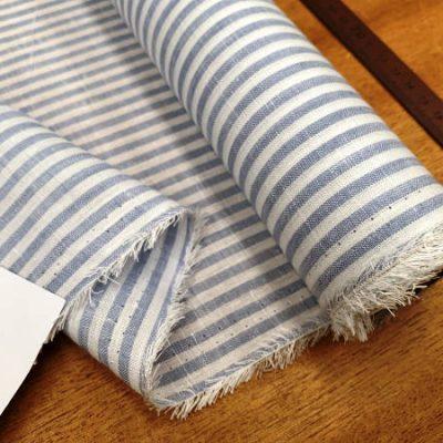 Linen 08 sky Linen Fabric