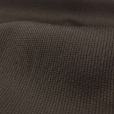 Malham 250 black dobbie fabric