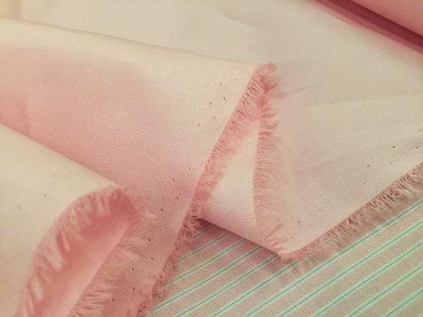 Monarch plain pink solid fabric