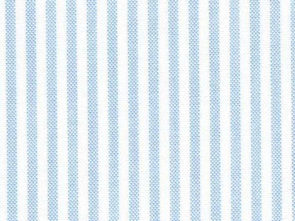 Oxford Bengal Sky Striped Fabric
