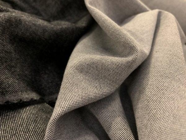 Oxford plain black