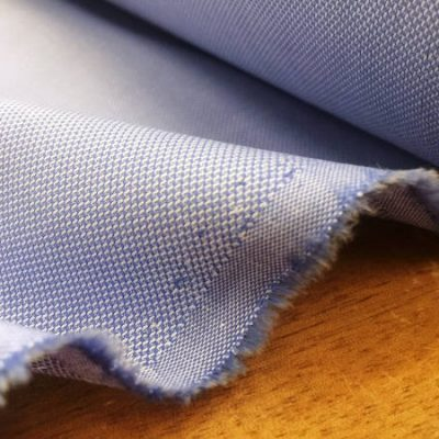 Royal oxford blue fabric