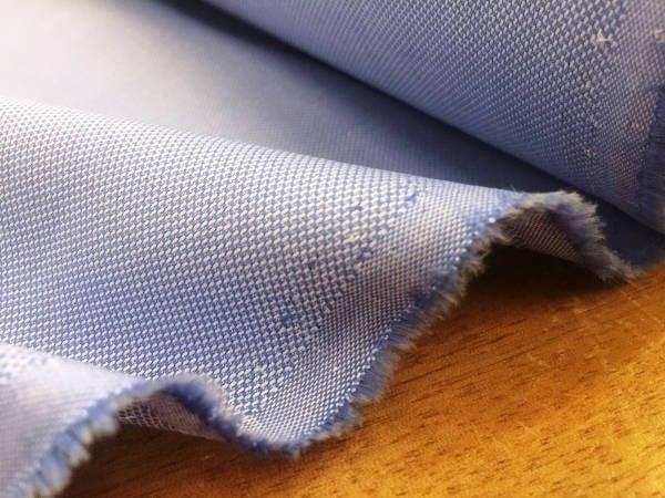 Royal oxford blue fabric