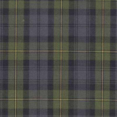 Gordon Tartan Fabric (green)