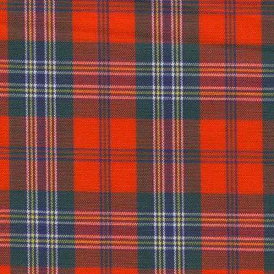 McClean Tartan Fabric