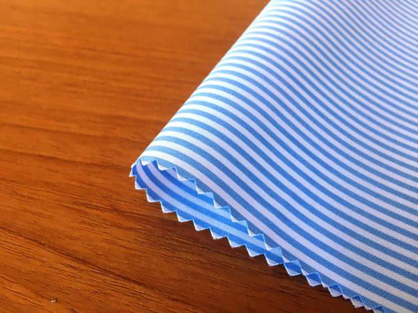 Windsor GF Sky Striped Fabric