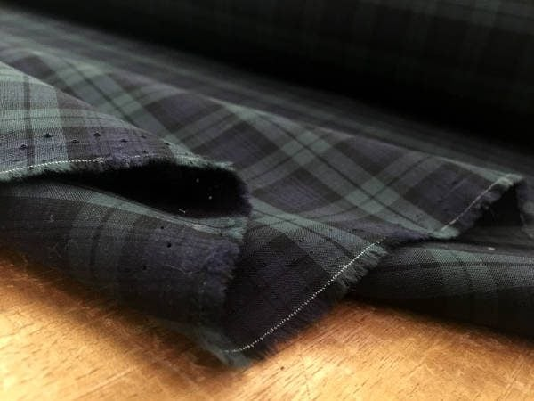 Hampton 120 Blackwatch Tartan