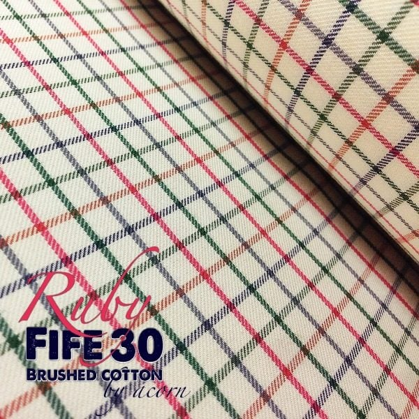 Fife 30 ruby red