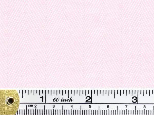 Balmoral 230 pink herringbone fabric