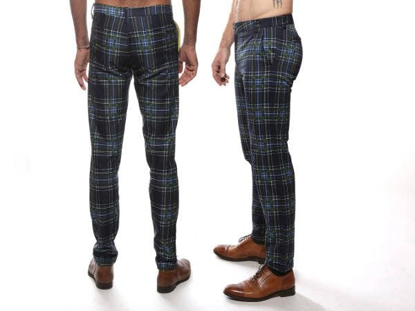 Chino the cheeky trouser pattern