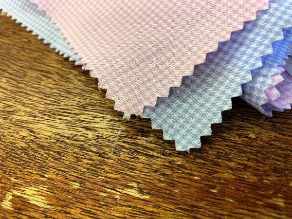 Fife 80 pink brushed cotton fabric