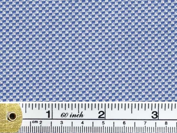 Gargrave plain navy panama fabric
