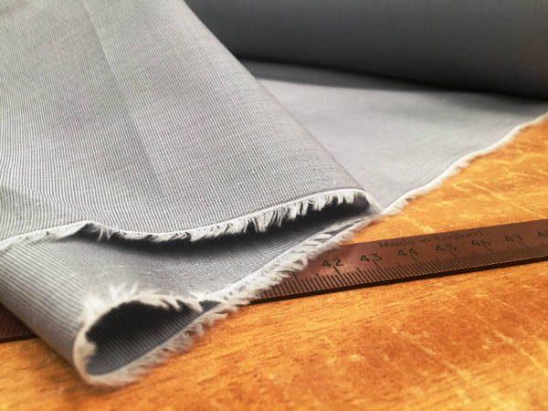 King EE grey solid fabric