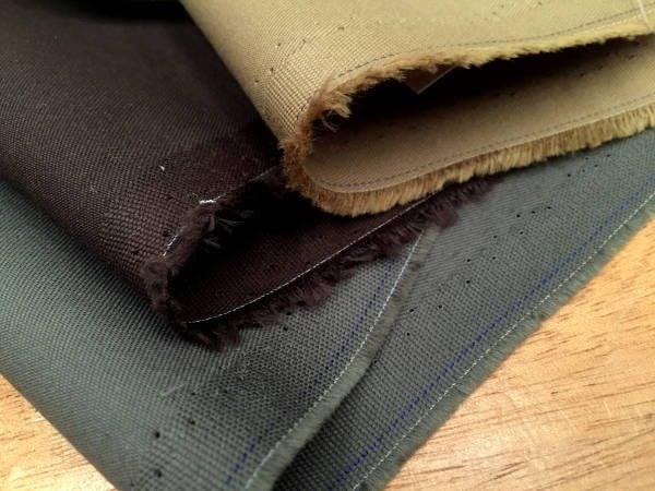 Kingston chocolate fabric