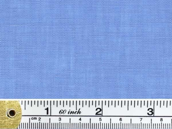 Linen Plain Lagoon Fabric