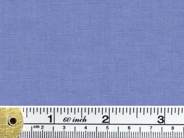 Linen Plain Ocean Fabric