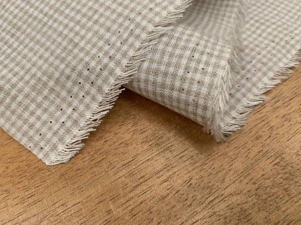 Linen 17 tan Linen Fabric