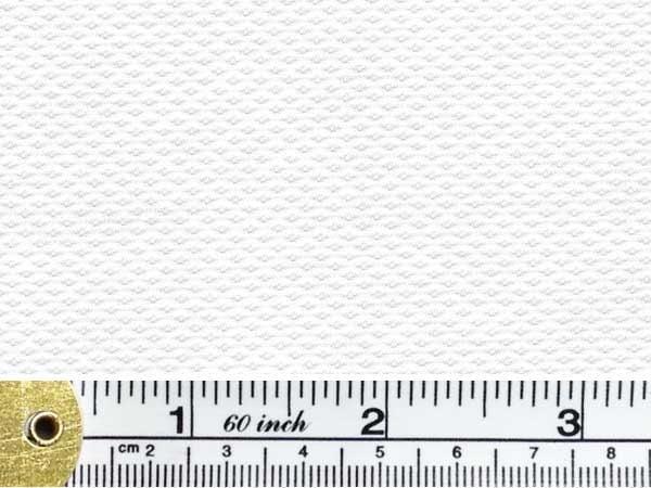 Marcella plain white pique fabric