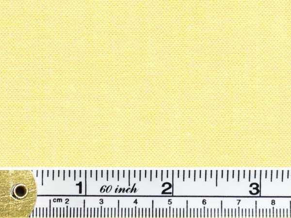 Oxford plain yellow solid fabric