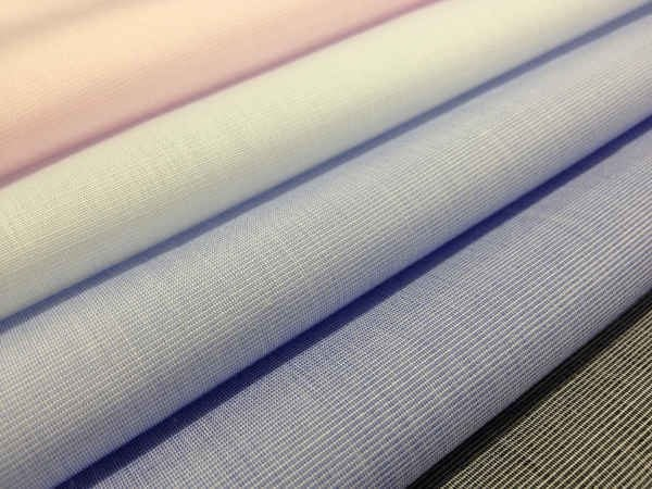 King EE new blue solid fabric