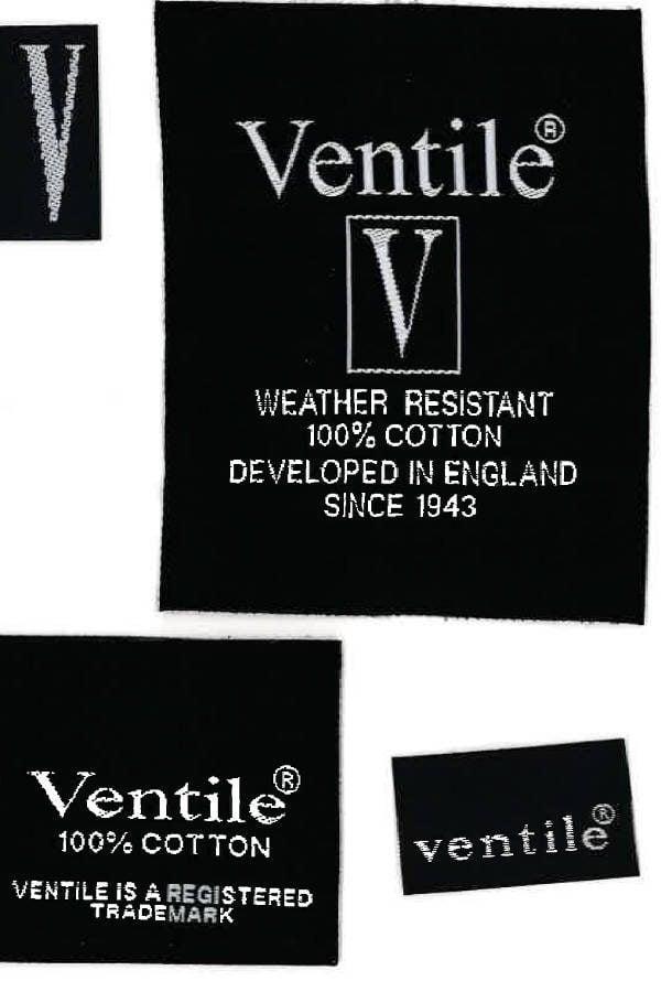 Snowdon earth ventile fabric