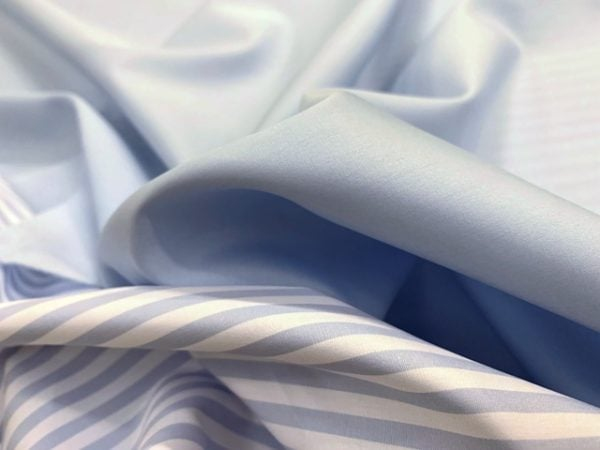Monarch plain ice blue solid fabric