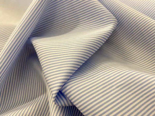 EZ King CC Sky Striped Fabric