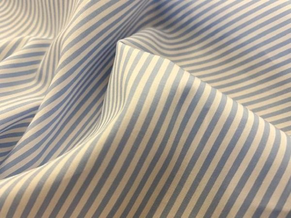 EZ King HD Sky Striped Fabric