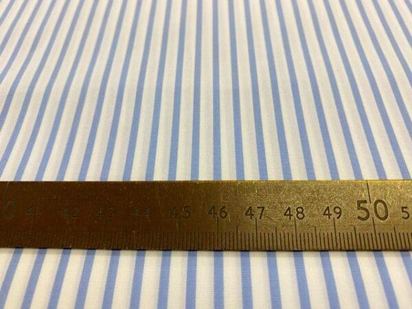 EZ King AC6 Sky Striped Fabric